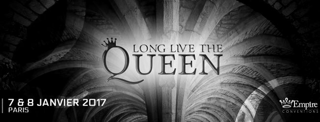 Convention Long Live The Queen