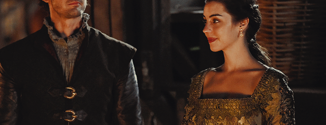 """Reign – 4×04 """"Playing With Fire"""" promo, synopsis & stills"""