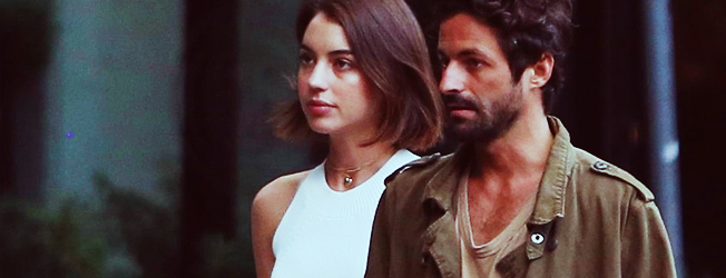 Candid – Adelaide et Joey à Vancouver